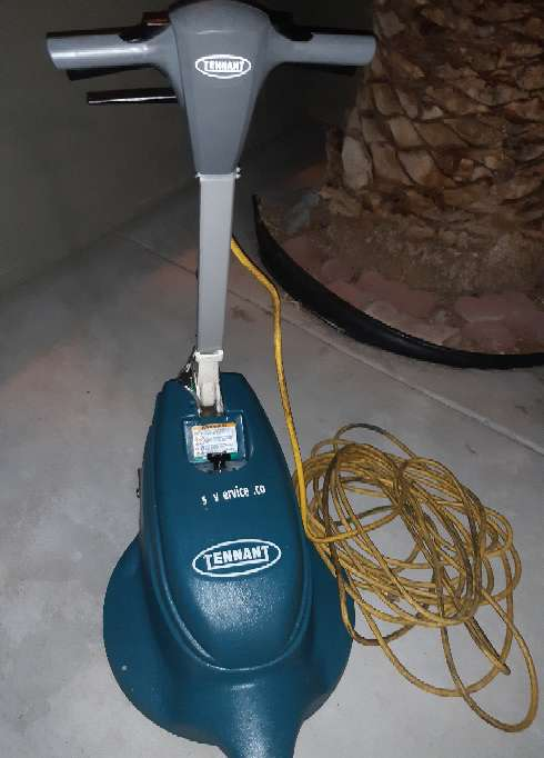 Imagen producto Reconditioned Tennant 2370 Corded Burnisher Floor Polisher 20