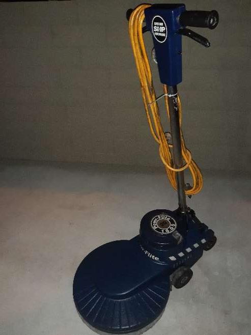 Imagen producto Powr-flite Floor Buffer Hyper Gloss Performer Classic Burnisher 1600 Rpm 1
