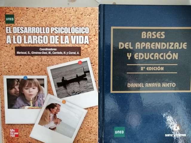 Imagen Libros UNED