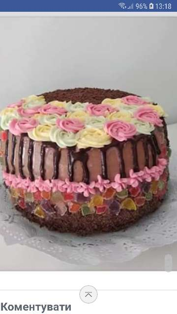 Imagen tartas deliciosas