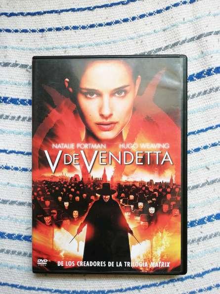 Imagen película v de vendetta