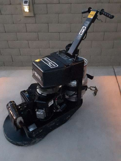 Imagen producto Pioneer Eclipse 21 Propane Super High Speed Floor Buffer Polisher 14hp motor 7