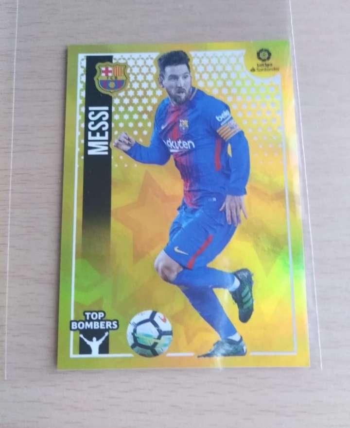 Imagen producto Cromo de Messi nuevo 1