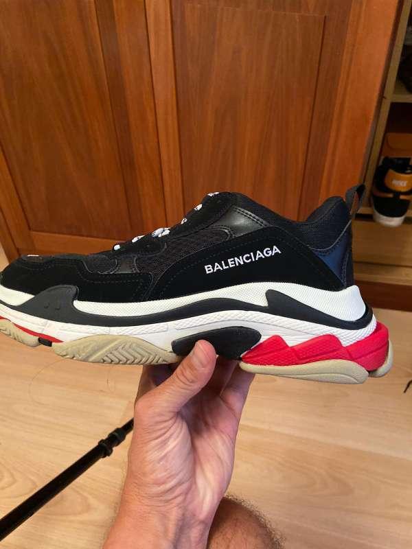 Imagen zapatillas triple s talla 42 nuevas