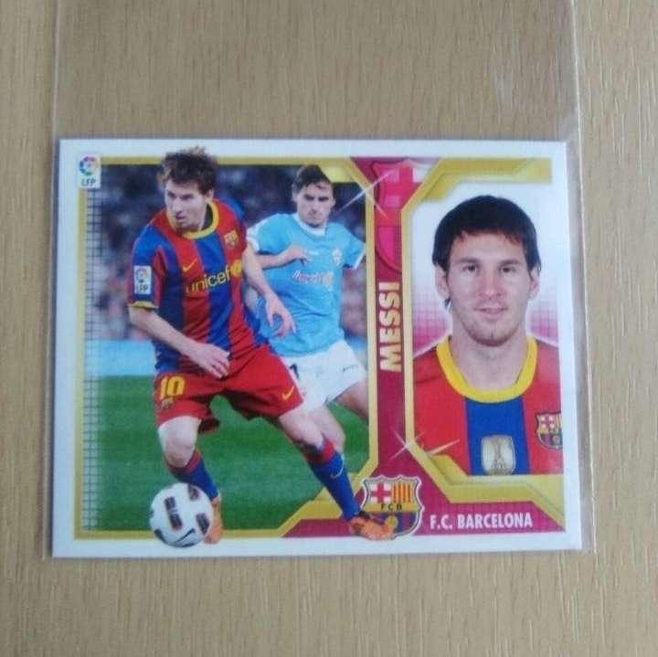 Imagen Messi cromo 11 - 12 Fútbol.