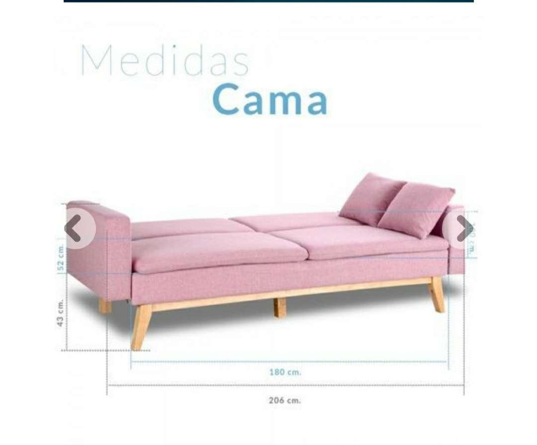 Imagen Sofá cama nuevo