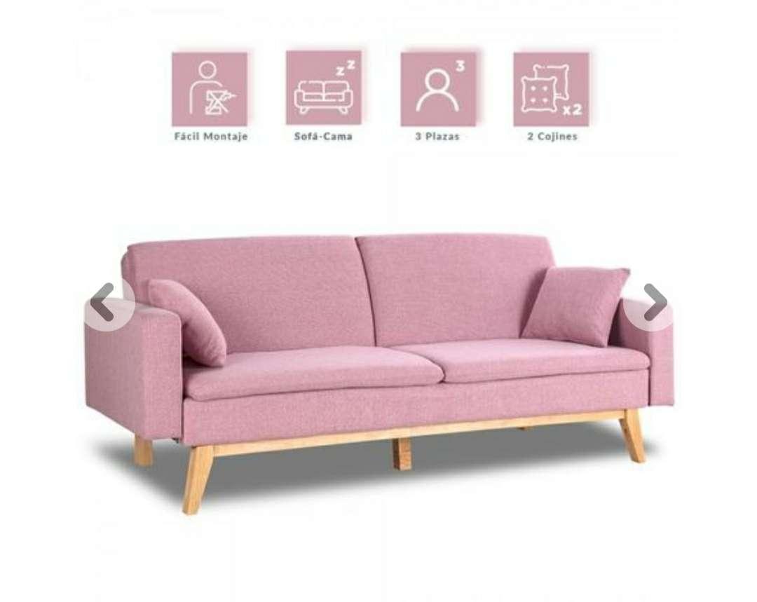 Imagen producto Sofá cama nuevo 2