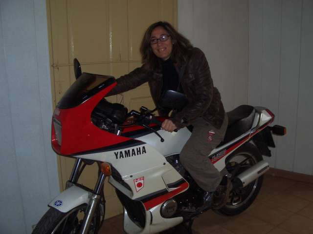 Imagen Moto Yamaha XJ 600