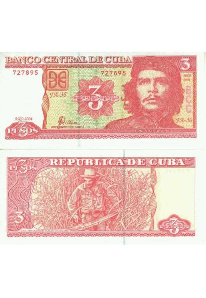 Imagen Billete Che Guevara.