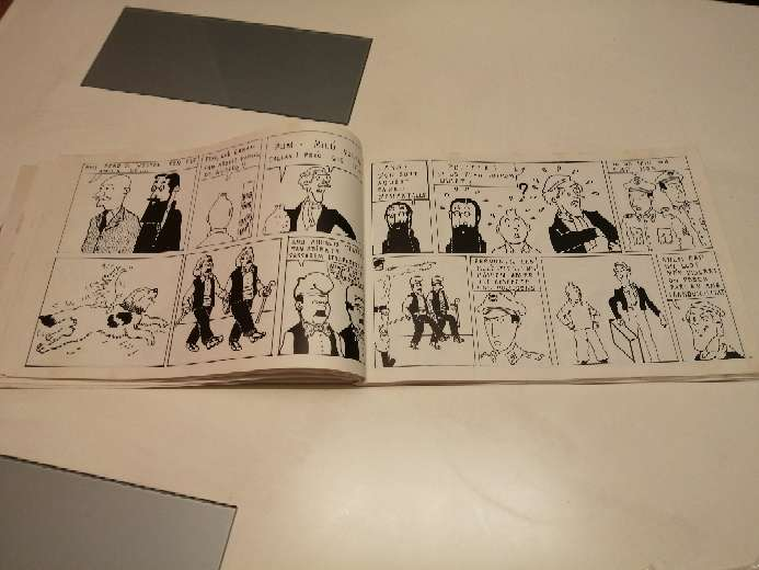 Imagen producto Tintin en Barcelona  2