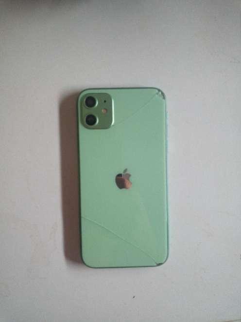 Imagen Iphone 11 de 256gb verde