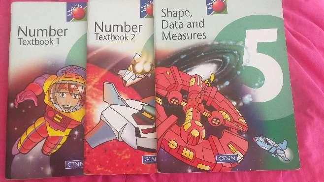Imagen 3x1 Libro Maths (Ingles)