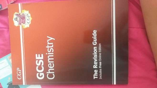 Imagen CGP GCSE CHEMISTRY