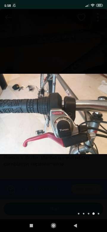 Imagen producto Bicicleta Shimano mountain bike 2