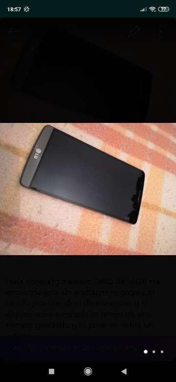 Imagen LG modelo D855 16GB