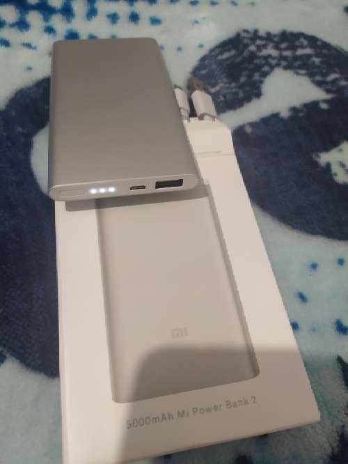 Imagen power bank Xiaomi 5000mAH