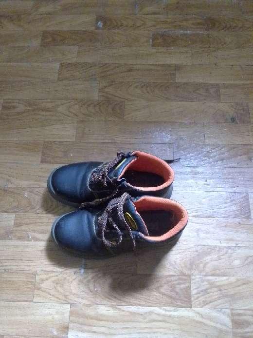 Imagen zapatos de seguridad