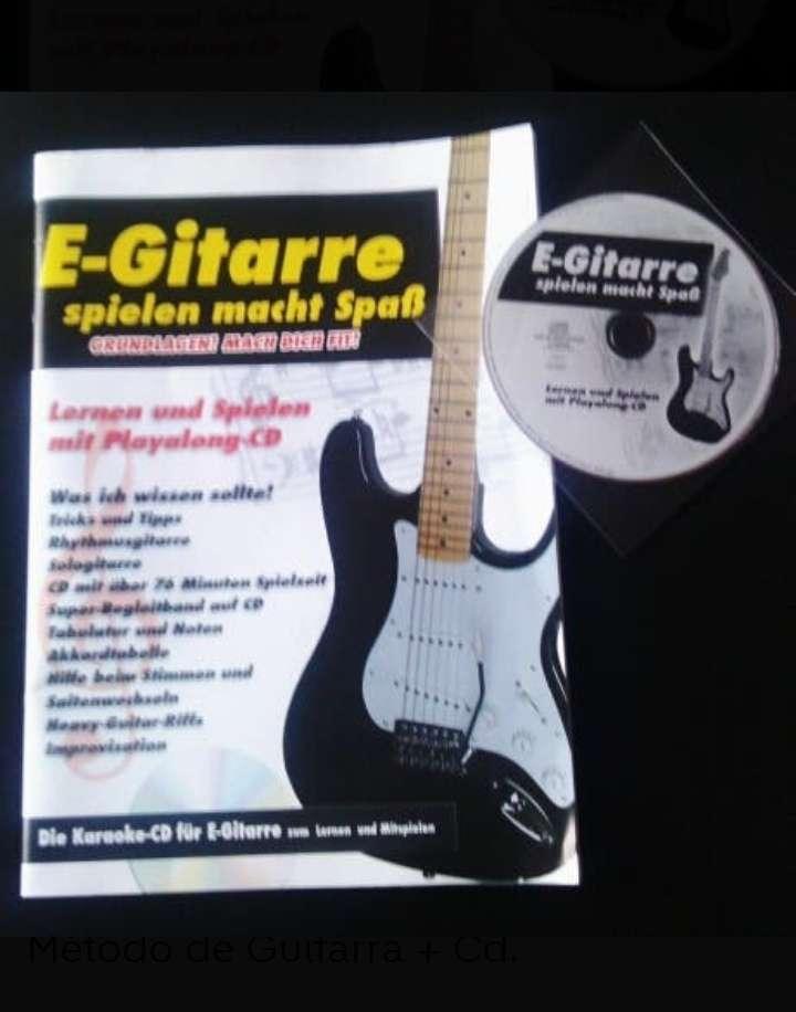 Imagen Método para Guitarra +CD