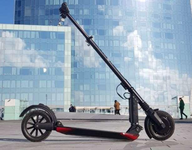 Imagen Patinete eléctrico E-twow Monster 800w a 770€