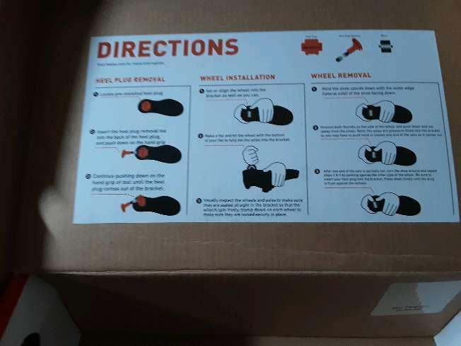 Imagen producto Zapatos con ruedas Heelys 6