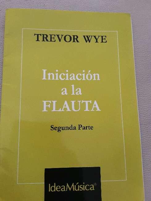 Imagen producto Trevor Wye iniciación a flauta travesera  1