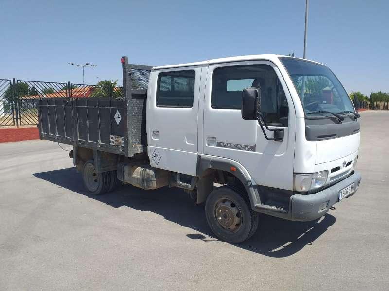 Imagen producto Nissan castar 120  6