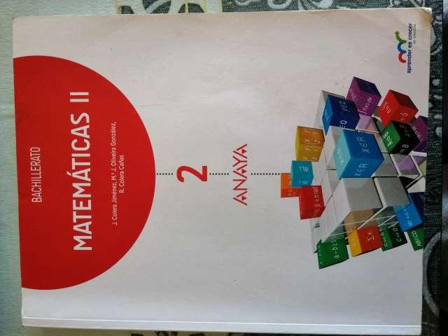 Imagen producto Pack de libros 2 de bachillerato 3