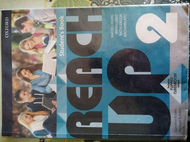 Imagen producto Pack de libros 2 de bachillerato 2
