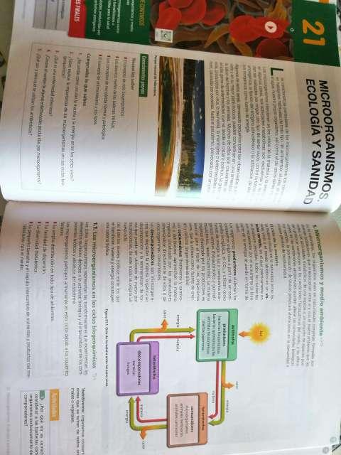 Imagen producto Libro de Biología 2 de Bachillerato  2
