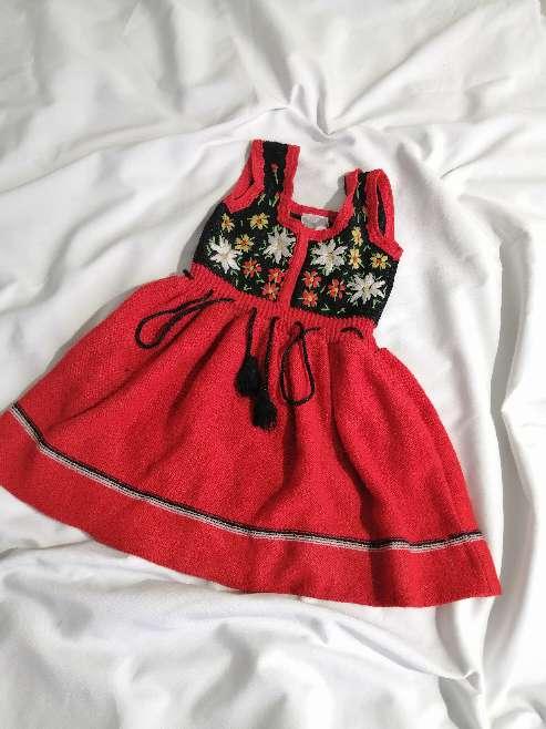 Imagen Vestido hecho en Italia en buen estado $1