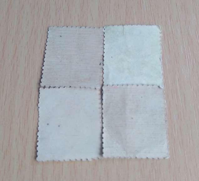 Imagen producto F. Franco sellos 10 cts antiguos.  2