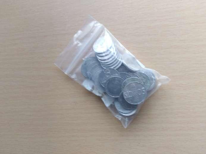 Imagen producto Monedas 50 cts de F. Franco.  2
