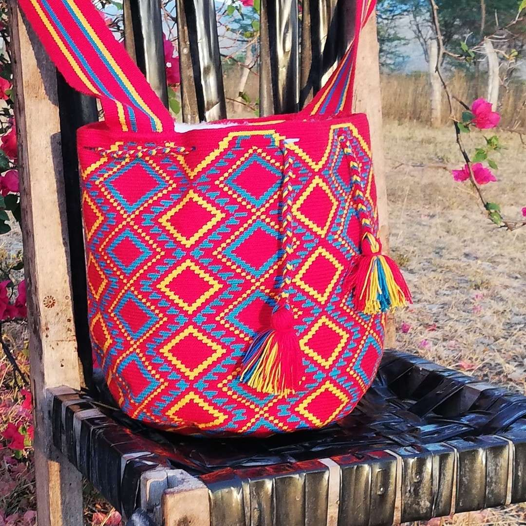 Imagen Wayuu Bag Colombia