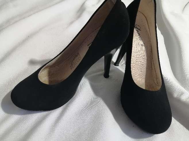 Imagen Zapatos de gamuza