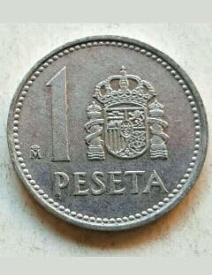 Imagen producto Rey Juan Carlos monedas 1 pts.  3