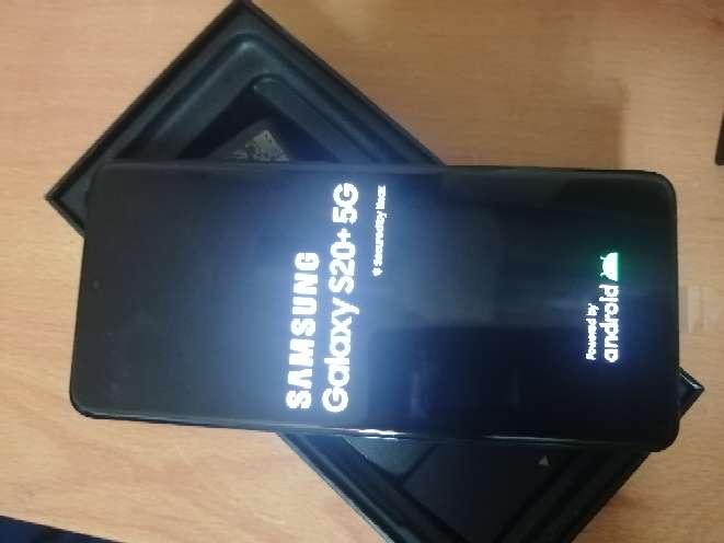 Imagen Teléfono movil . OJO NO ENVÍO MUCHOS MENO TRANSFERENCIA BANCARIA sansung galaxy S20 5G