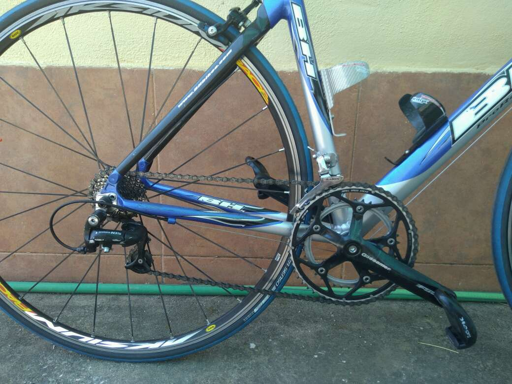 Imagen producto Bicicleta carretera BH Rc 2