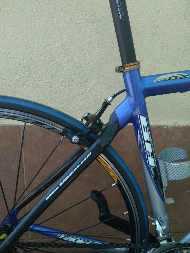 Imagen producto Bicicleta carretera BH Rc 5