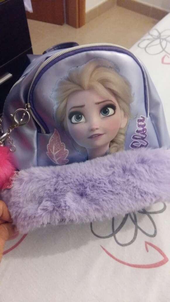 Imagen producto Mochilita niña frozen 3
