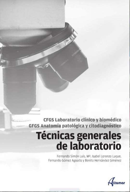 Imagen producto Libros de Técnico en Laboratorio Clínico y Biomédico 2