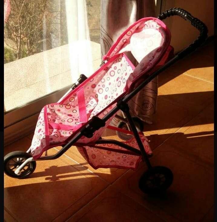 Imagen Carrito de bebés  impecable para pasear