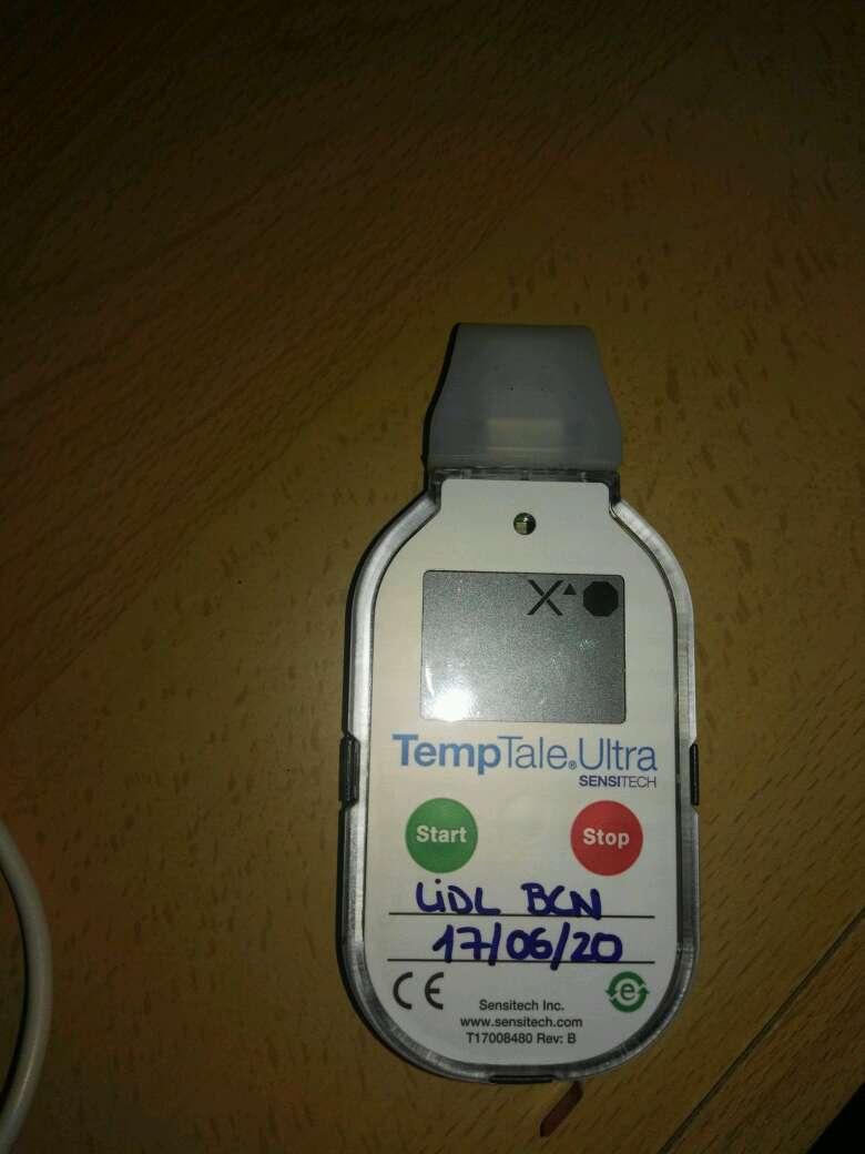 Imagen controlador de temperatura