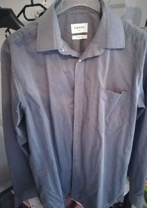 Imagen Camisa de manga larga Canda talla xl