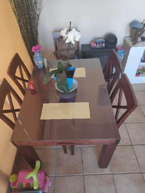Imagen producto Vendo mesa en perfecto estado  2
