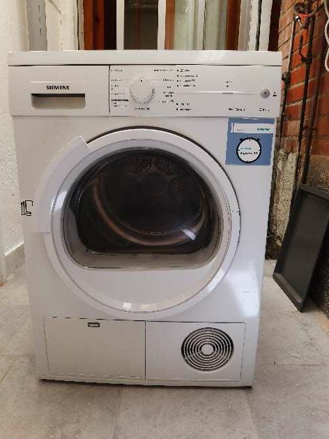 Imagen producto Secadora Siemens 1