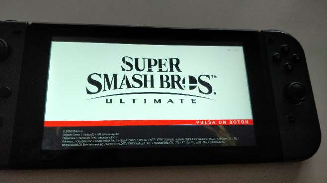 Imagen Nintendo Switch con juegos