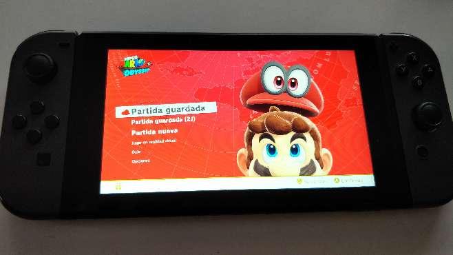 Imagen producto Nintendo Switch con juegos 2