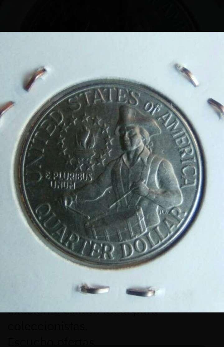 Imagen producto Moneda bicentenario de EEUU.  1