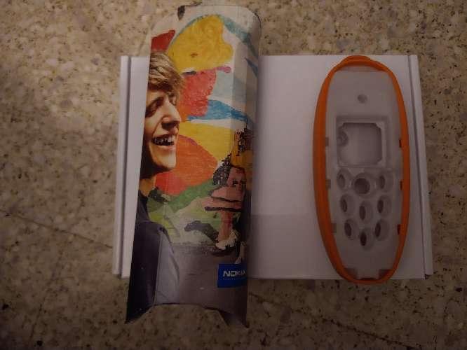 Imagen producto Carcasa móvil Nokia 3200 2