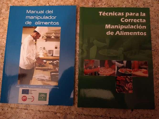 Imagen libros manual y técnicas que se regala